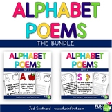 ABC Poetry Bundle (Set 1 and Set 2)