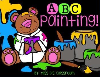 ABC Painting!