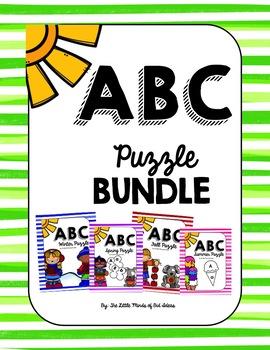 ABC Puzzle Bundle