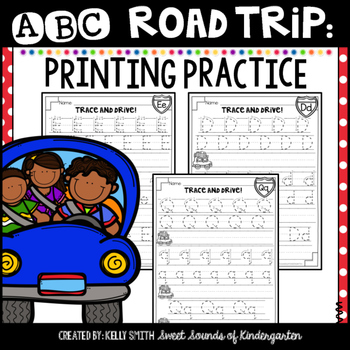 Alphabet Tracing and Printing