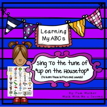 FREE ABC Song Chart