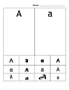 ABC Sort Upper vs. Lower Case