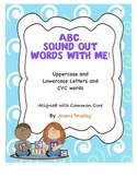 ABC Sound out Words with Me