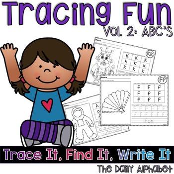 ABC Tracing Fun
