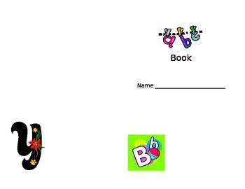 ABC Vocabulary Book
