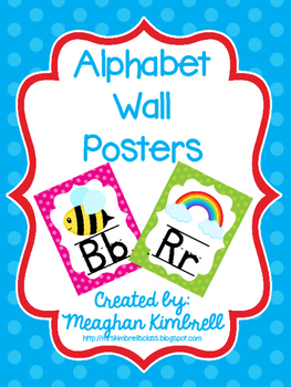 ABC Wall Posters