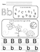 ABC and 123: Teaching Letters and Numbers  FREE PAGES
