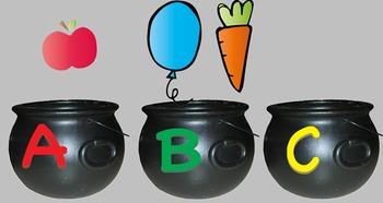 ABC's Smartboard Cauldrons