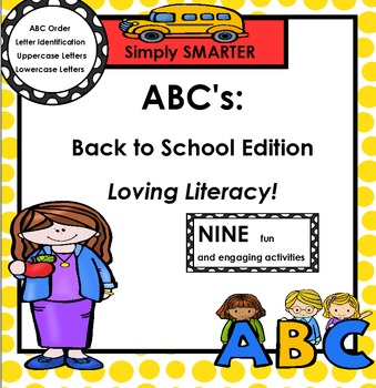 ABC's:  Back to School Edition