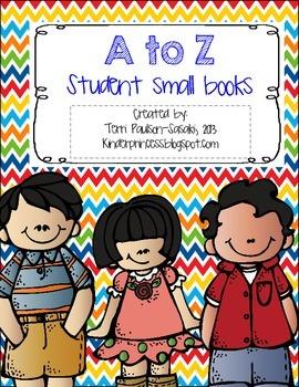 ABC small books