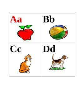 ABC's Flashcards