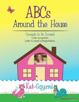 Kat and Squirrel's House-sitter's Diary - ABCs Around the House
