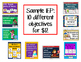 ABLLS-R ALIGNED ACTIVITIES IEP Individualized Education Products