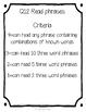 ABLLS-R ALIGNED ACTIVITIES Q12 Read phrases