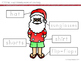 Freebie: ABLLS-R  ALIGNED ACTIVITIES Santa's Clothing