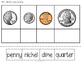 ABLLS-R ALIGNED MATH ACTIVITIES R22 Identify coins by name