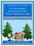 ABOMINABLE SNOWMAN DOESN'T ROAST MARSHMALLOWS * Comprehens
