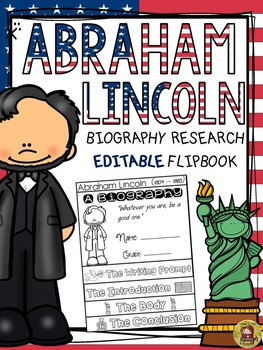 PRESIDENTS DAY: ABRAHAM LINCOLN