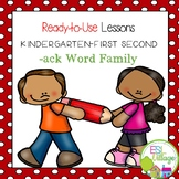 -ack word family
