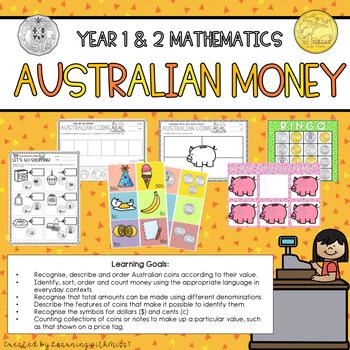 ACMNA017 Money Resources