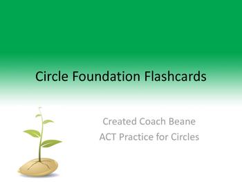 ACT Math Practice for Circles
