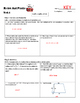ACT Review and Practice #6