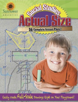 ACTUAL SIZE—SOCIAL STUDIES: Create Full-Scale Drawings Rig