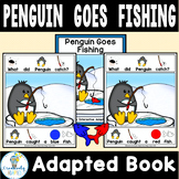 NEW ADAPTED BOOK- Penguin Colors [PreK-2-ELL-SPED)