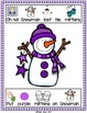 ADAPTED BOOK- SNOWMAN'S MITTENS