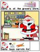 ADAPTED BOOK-Santa Goes Shopping? (PreK-2/SPED/ELL)