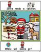 ADAPTED BOOK-Santa's Vacation (PreK-2/SPED)