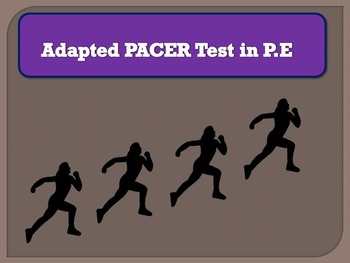 ADAPTED PACER TEST FOR THOSE WHO NEED IT!