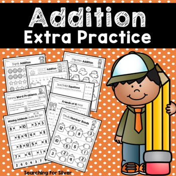 ADDITION Extra Practice