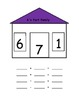 Math Addition Subtraction Fact Family Houses