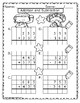 ADDITION & SUBTRACTION ASSESSMENTS ON A GRID  Worksheets a