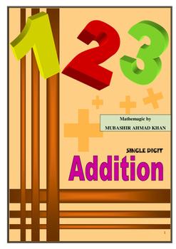 ADDITION Single Digit