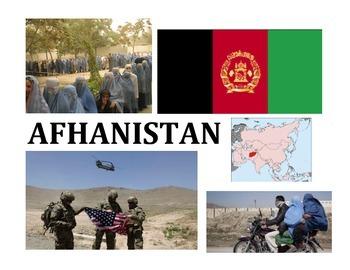 AFGHANISTAN UNIT (GRADES 4 - 8)
