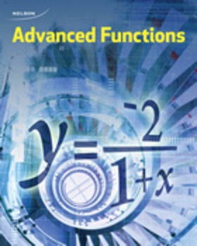 AFM Advanced Functions and Modeling Statistics Unit BUNDLE