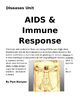AIDS and Immune Response Worksheet