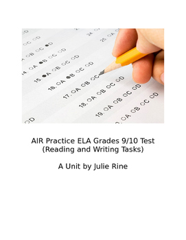 AIR ELA Practice Test #1:Is It Immoral to Watch Football?