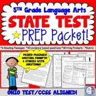 AIR Test Prep: 5th Grade Language Arts (Common Core Aligned)