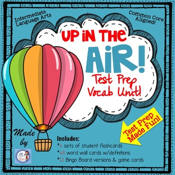 AIR Test Prep Vocabulary Bundle! (3rd-6th Grades)