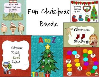 AJ's Christmas Bundle