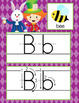 ALICE in Wonderland - Alphabet, Handwriting, Flash Cards,