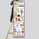 ALICE in Wonderland - Classroom Decor: X-LARGE BANNER, In