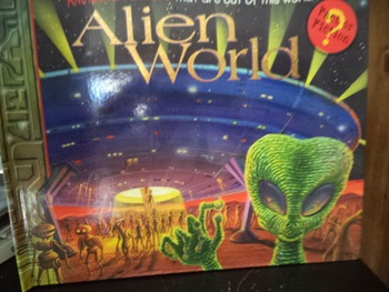 ALIEN WORLD     ISBN 978-1-74202-233-8
