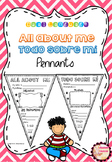 All about me/ Todo sobre mí- PENNANTS-