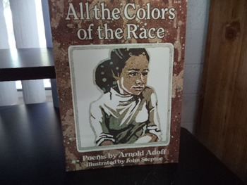 ALL THE COLORS OF THE RACE   ISBN0-6688-11496-2