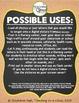 ALPHABET: UPPER AND LOWER CASE { Digital Picture Frame Sig