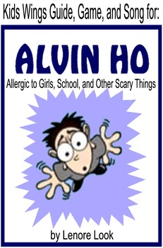 ALVIN HO: Allergic to Girls, School, and Other Scary Thing